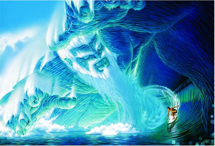 Neptune - otto-1296 | ello