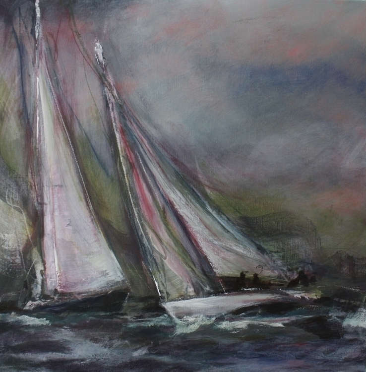 ship - sea, wind, water, sailing - diananooten | ello