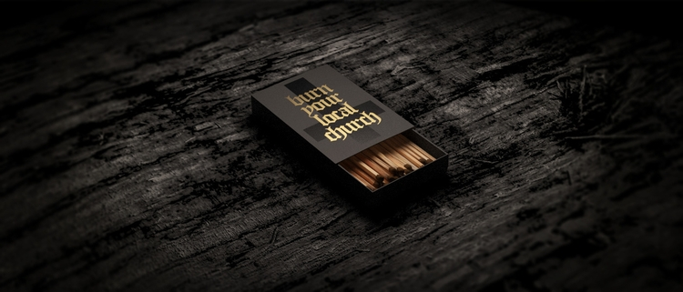 Safety-match box design, inspir - artphetamin | ello