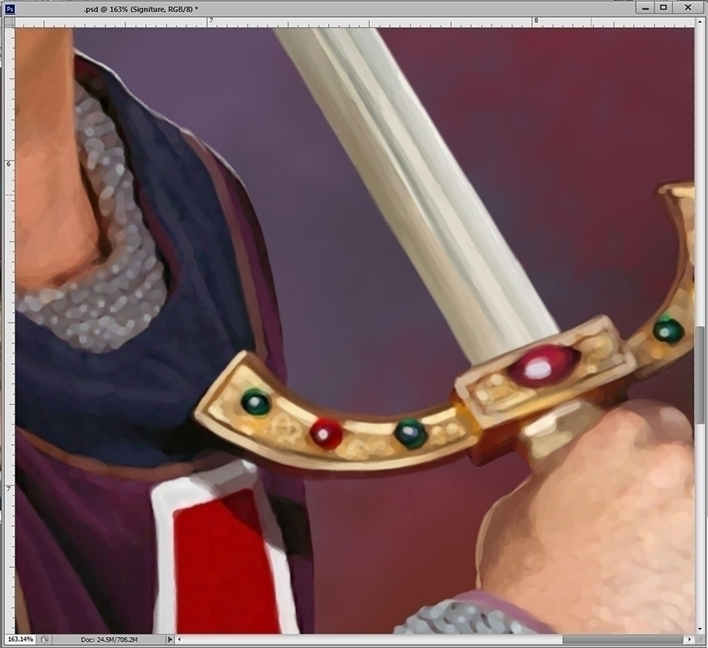 Magic Sword question, ... RiffT - jasonmartin-1263   ello