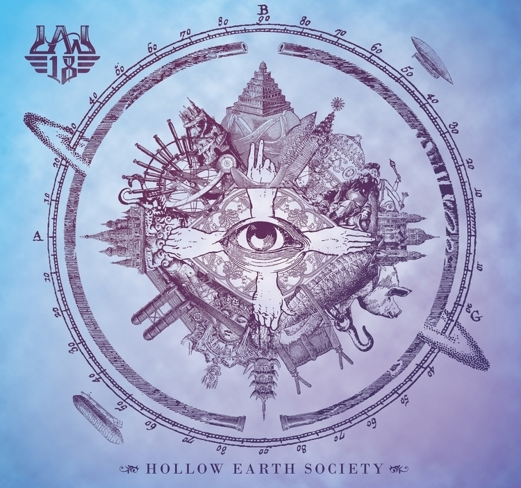 Hollow Earth Society - Law 18 S - wist-1277   ello