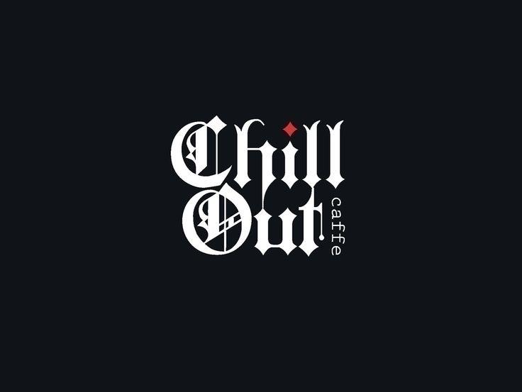 Logotype Chill caffe - design - tomasch516   ello