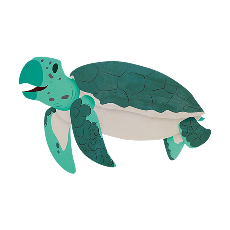 Turtle (Tiny Fingers Book 1 - learningforlittlefingers - clairestamper | ello