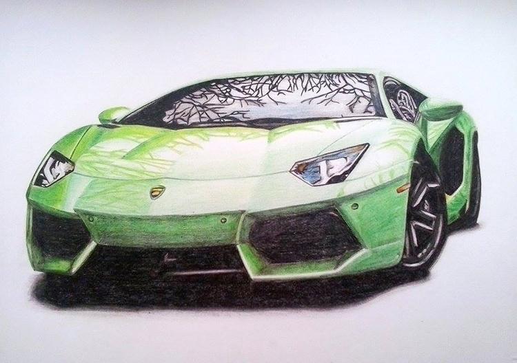 Lamborghini - eliacecconello | ello