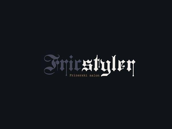 logotype Fricstyler (Hairdresse - tomasch516   ello