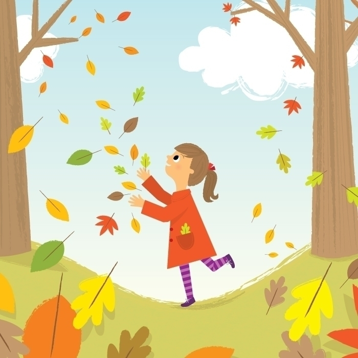 Seasons - illustration, children'sillustration - amycartwright | ello