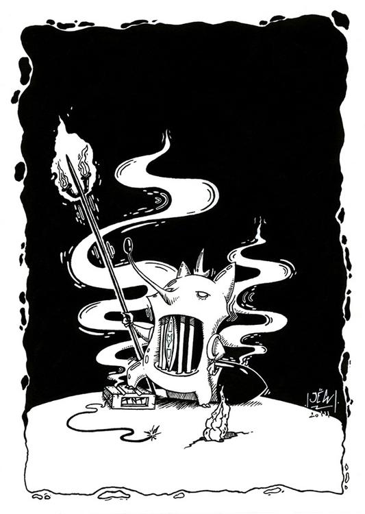 Lord War - grmjean, illustration - grmjean | ello