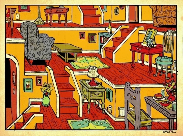 Mallard Room (sans mallard duck - danmccool | ello