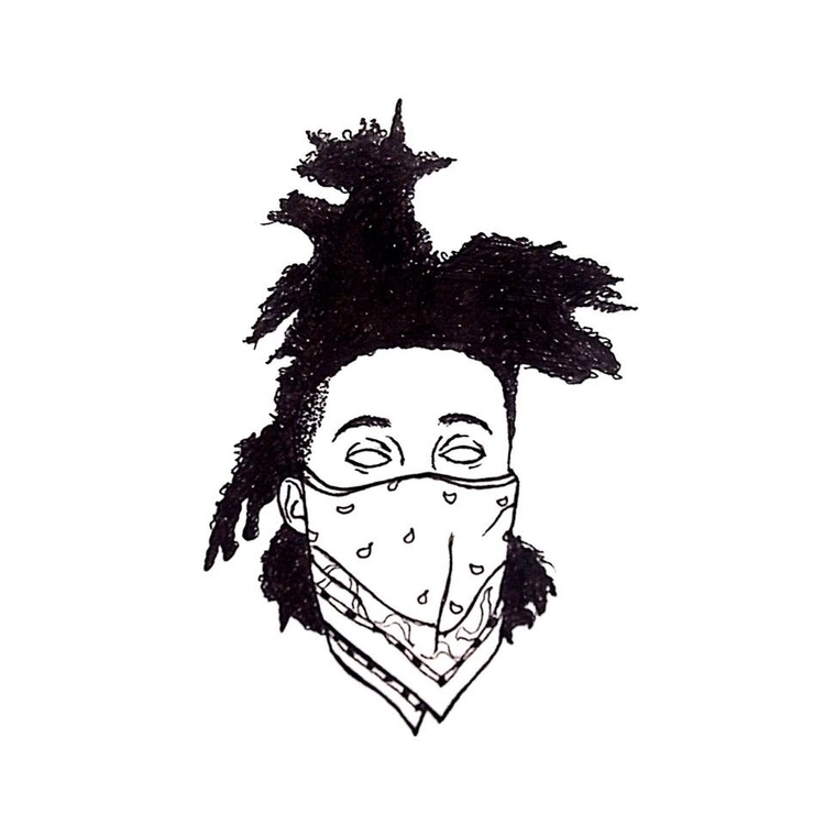 XO - illustration, drawing, penink - diegold | ello