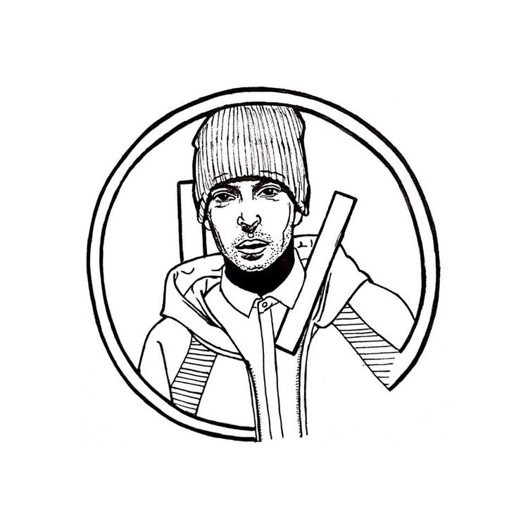 21 - illustration, penink, blackandwhite - diegold | ello
