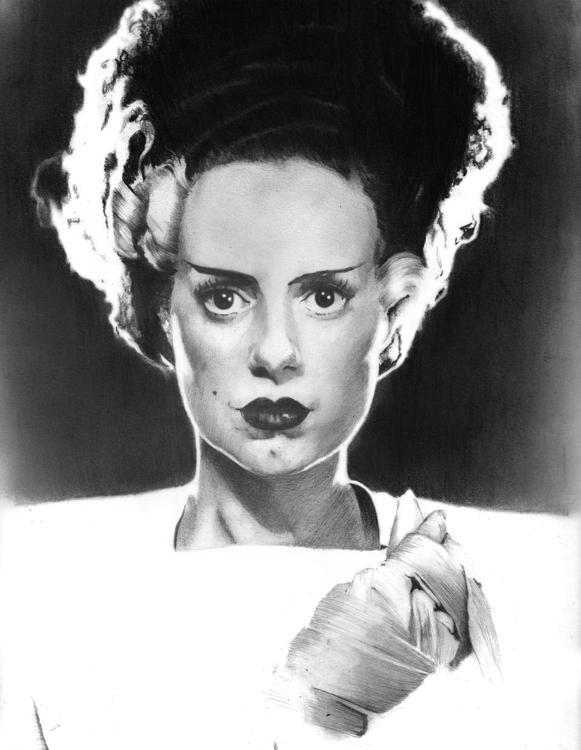Bride Frankenstein - brideoffrankenstein - arnaud-1410 | ello