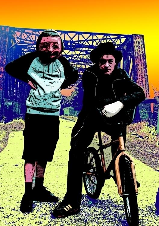 Norris Green bikeboys - community - hobotristan | ello