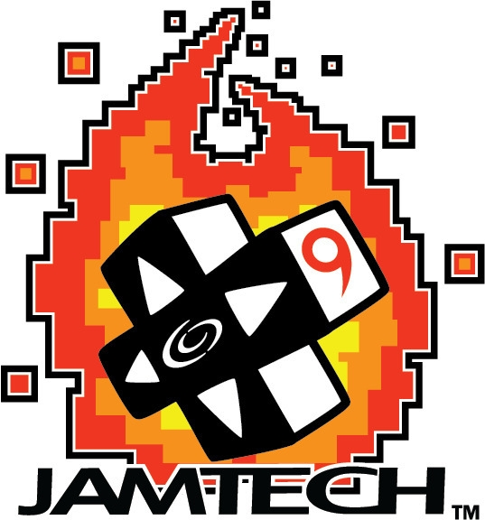 Logo concept JAMtech, event com - puzzgon | ello