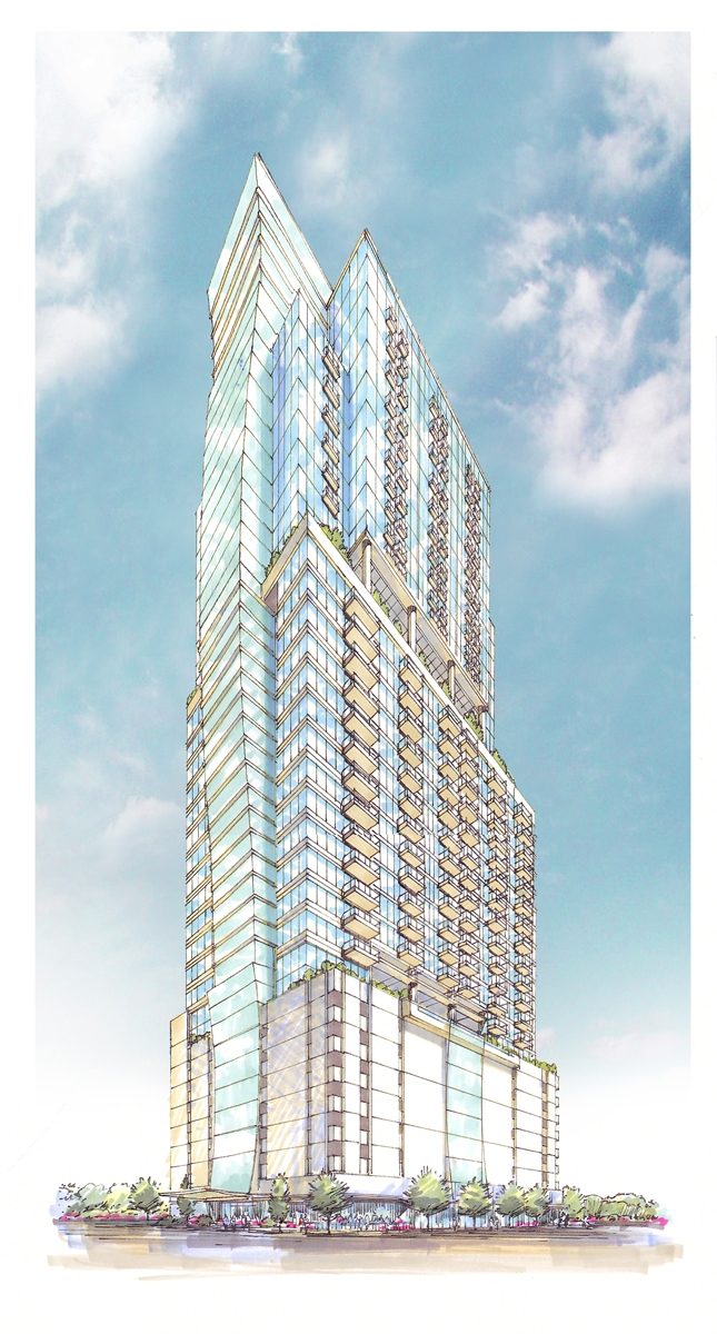 Hospitality High Rise Concept S - rpoling | ello