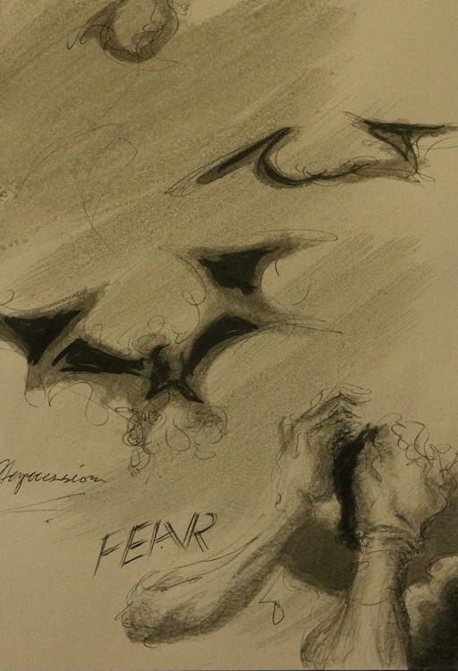 art, drawing, contemporaryart - gabrielbroady | ello