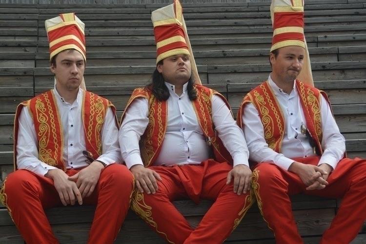 Janissaries - movie statist - photography - tomasch516 | ello
