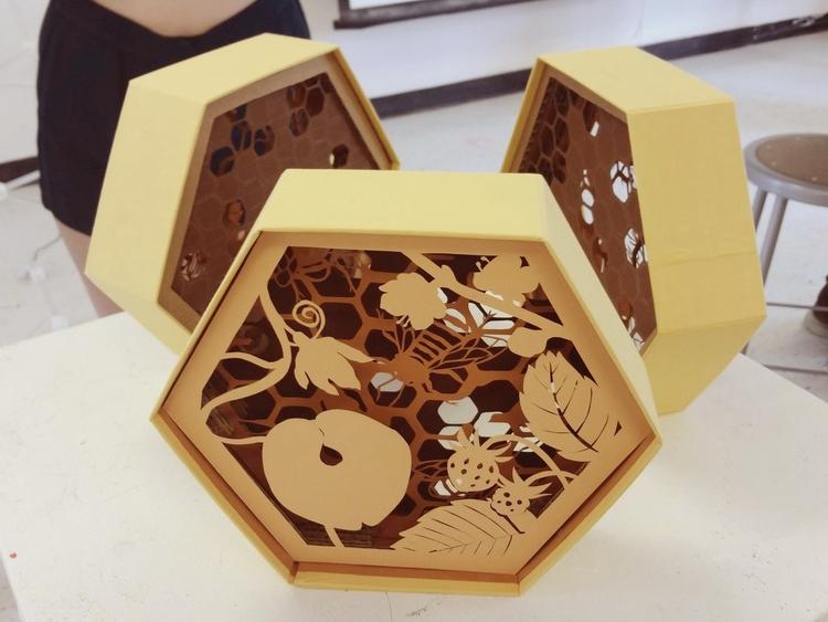 Bee Boxes (part 6 8 - linbhu   ello