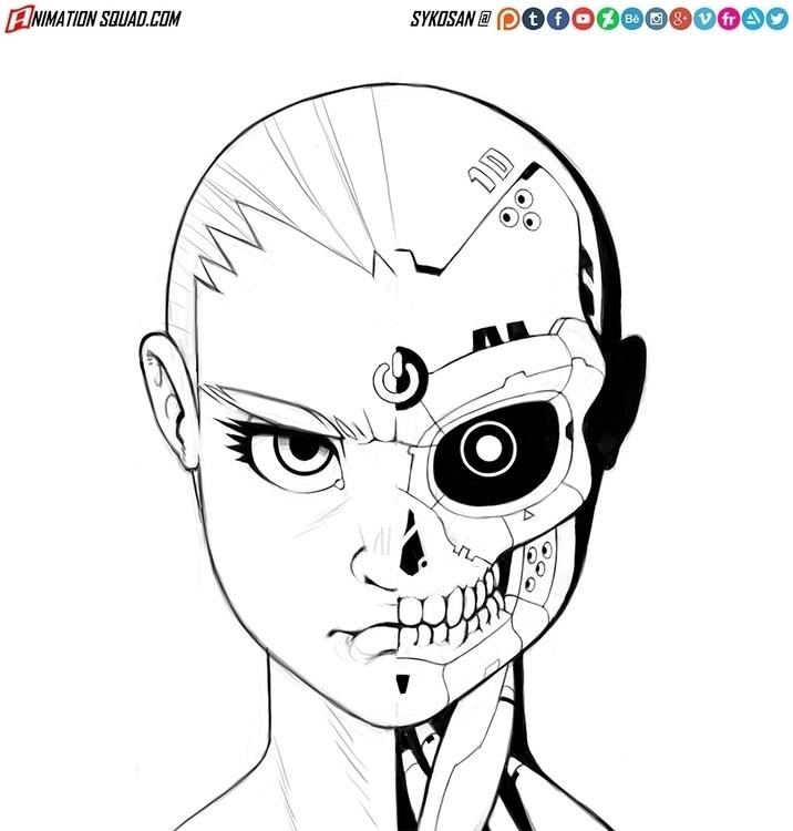 piece progress :) guys terrible - sykosan | ello