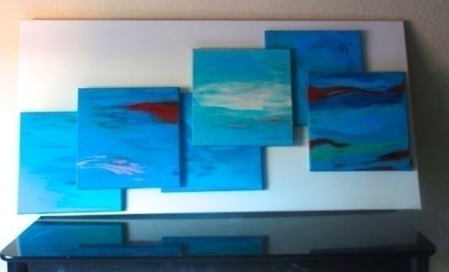 Acrylic Canvas - painting - lindawilliams | ello