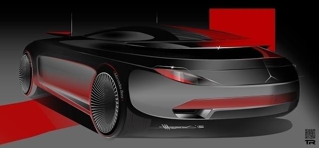 Mercedes Benz Luxe - car, cardesign - rash-3266 | ello