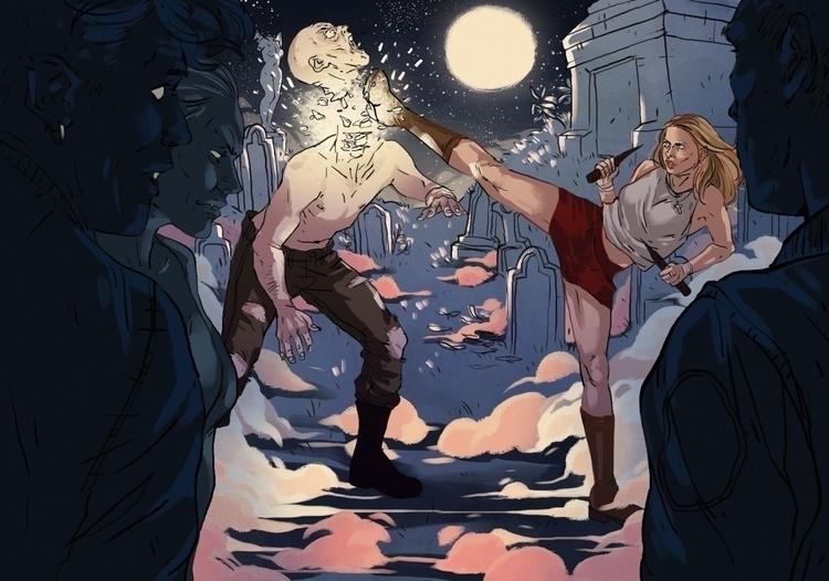 Buffy - buffy, summers, vampires - karina-3813 | ello