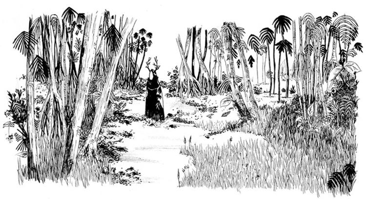 Ink paper - ink, illustration, black - sarahm-4841 | ello