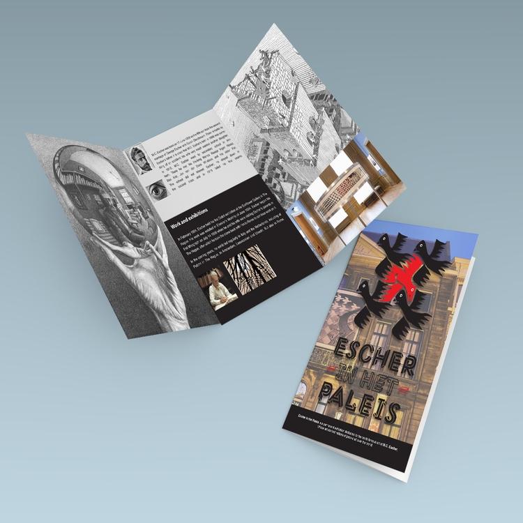 Escher het Paleis Brochure - brochure - dejvidknezevic | ello