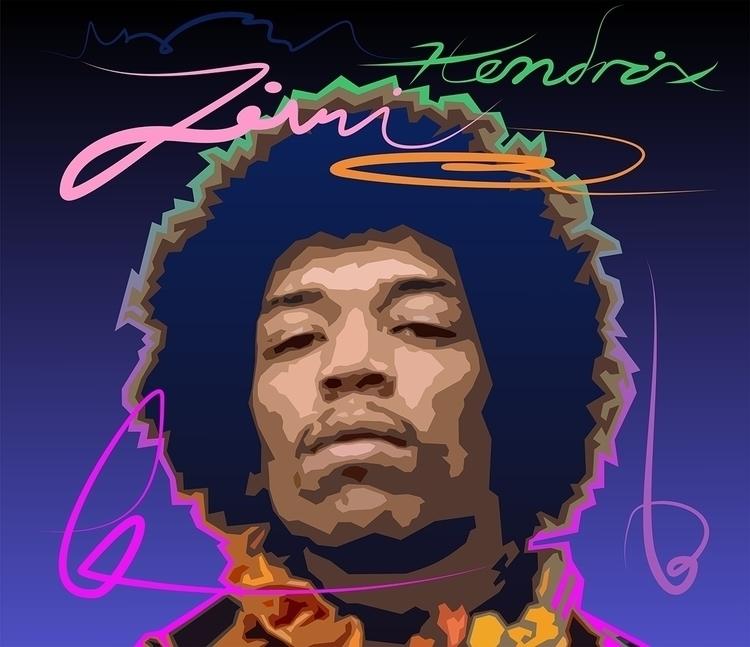 Jimi Hendrix - jimi, hendrix - zelko-4504 | ello
