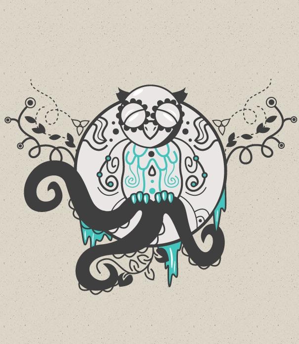 illustration, abstract, animals - werkmedia | ello