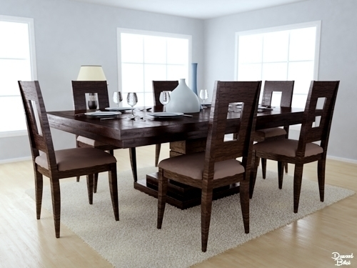 Dinning Room - 3d, 3dmax, interior - dawood-3963 | ello