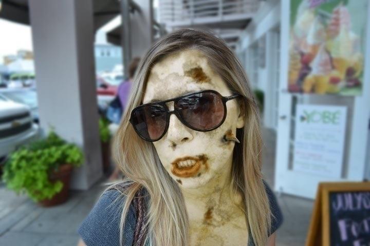 Walking Susan - design, zombiegirl - dustinsanderson   ello