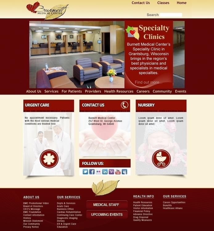 Website - design, websitemockup - dustinsanderson | ello