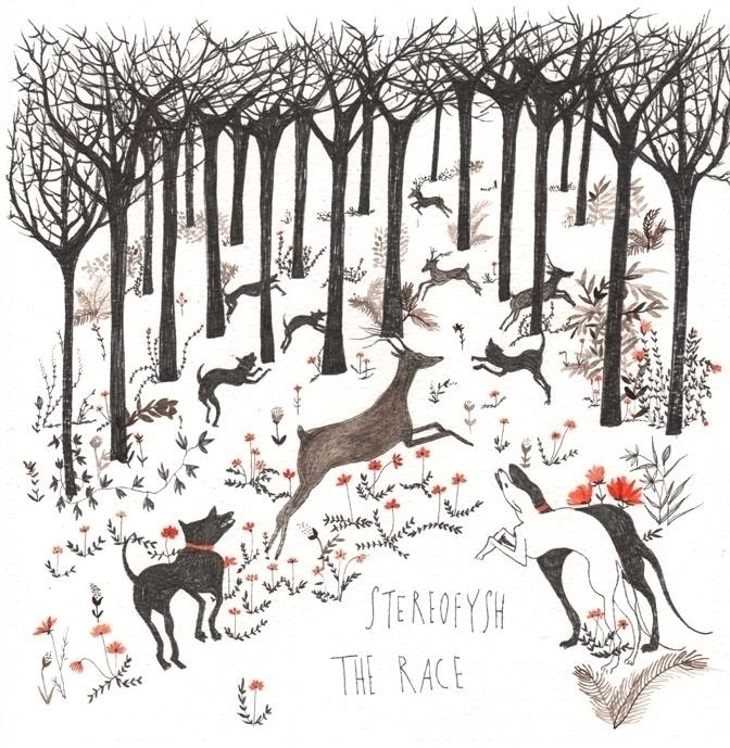 cover Stereofysh album RACE, Le - spoto | ello