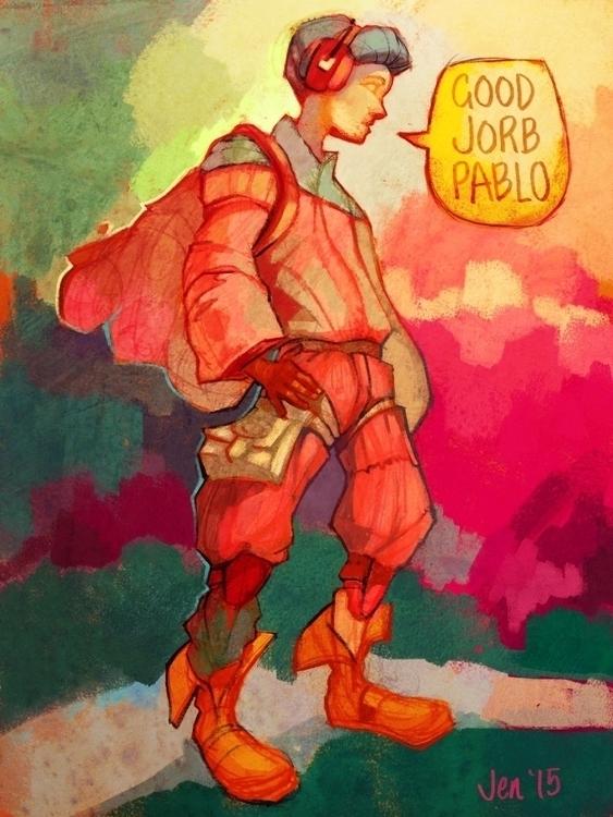 Good Jorrrrrb - estirdalin | ello
