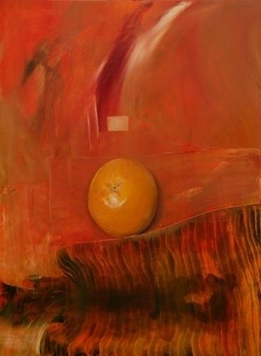 Orange - orange, surreal, surrealart - lavott | ello