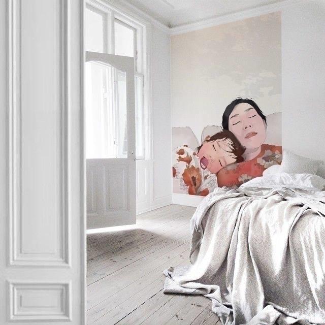 La sieste - illustration#digitalart#design#characterdesign#photoshop#painting#davisvrworks#drawing#conceptart - insukko | ello