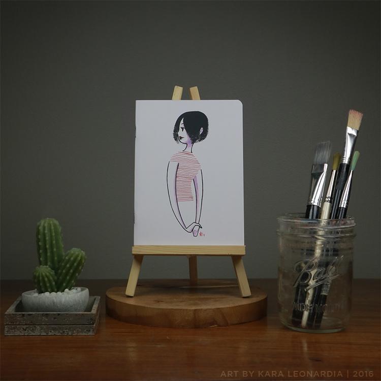 MINIMAL - illustration, painting - renka002 | ello