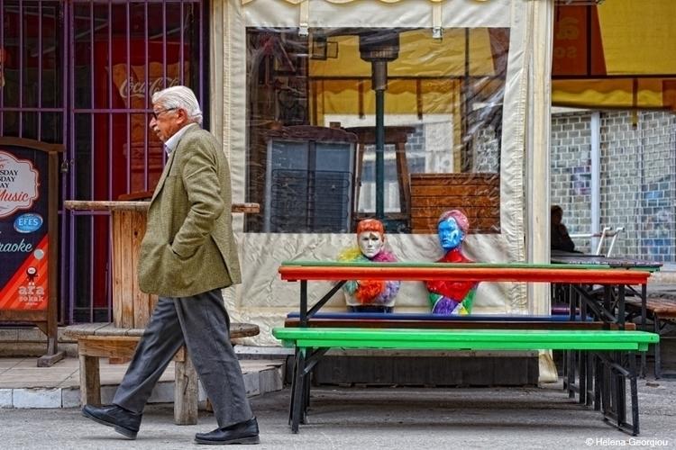 streetphotography,, Cyprus, color - helenageorgiou | ello