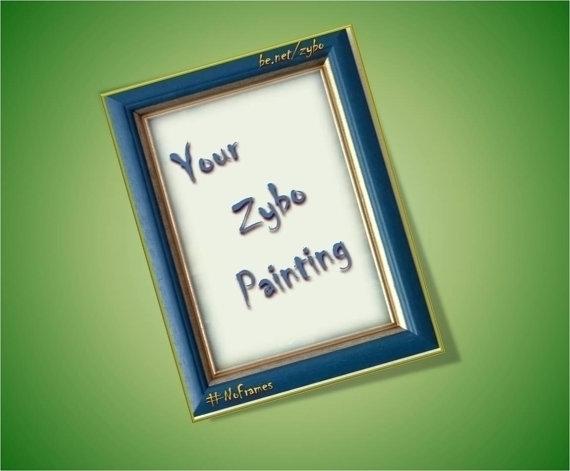 Order Zybo Painting - order, painting - zybo | ello