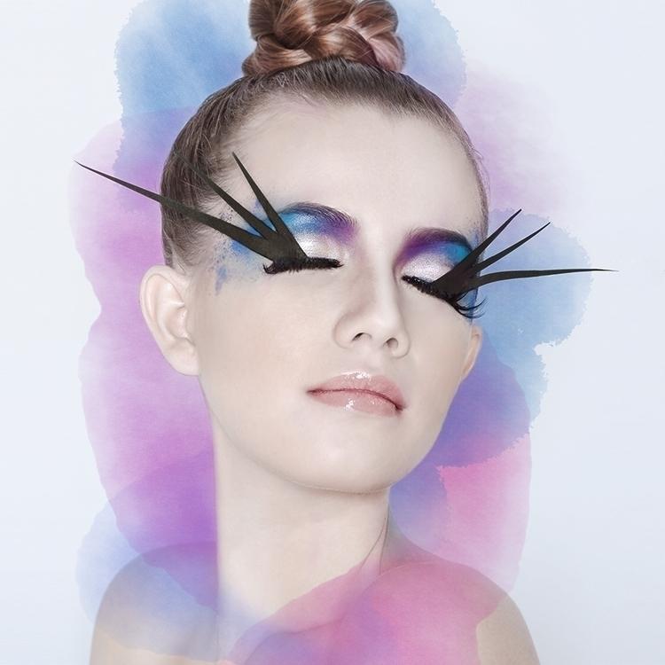 Makeup Chyla Guerrero Model - T - annepinero | ello
