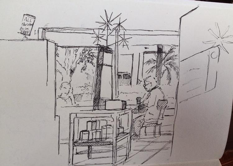 sketchbook, sketch - carriehankins | ello