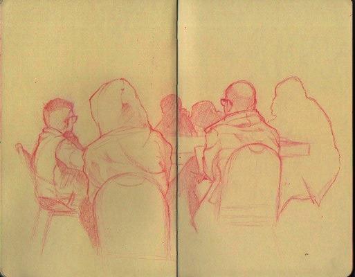 sketchbook - carriehankins | ello