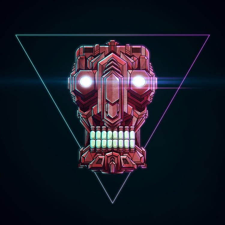 Give man mask true - illustration - gemllave | ello