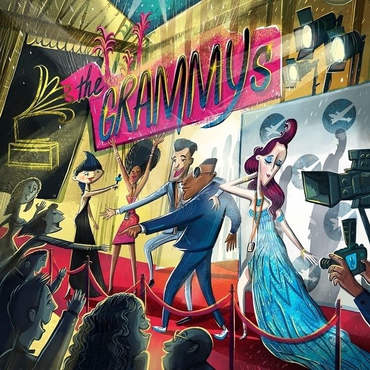 Grammys - timothybanks-7430 | ello