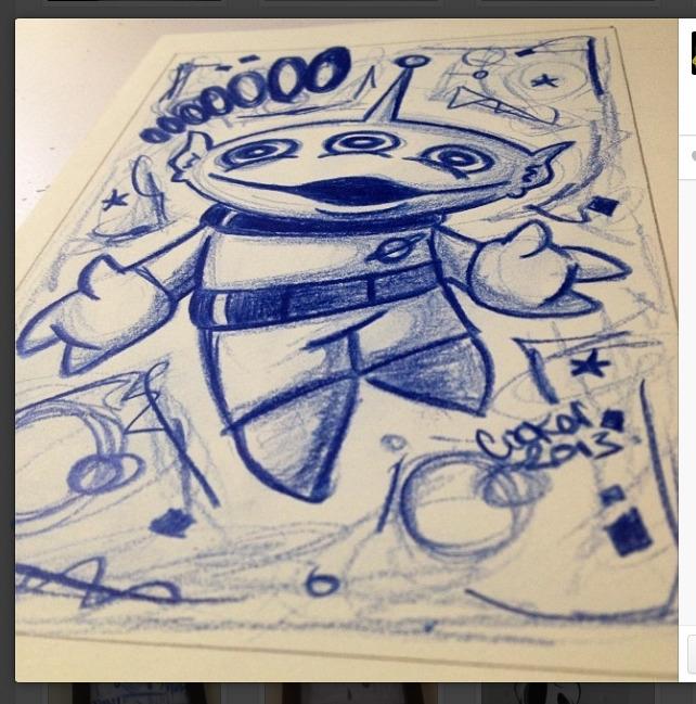 Toy Story fan art - toystory, fanart - inkedsloth | ello