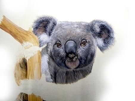 Koala Sketch - ziyae | ello