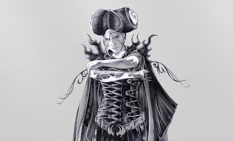 illustration, characterdesign - danielreyes-5557 | ello