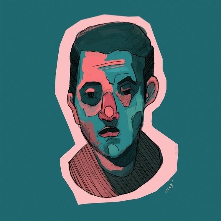 Character Doodle - illustration - jordan_buckner | ello