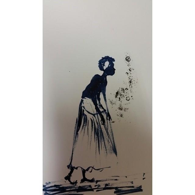 ink, drawing, draw, imagination - artolgash | ello