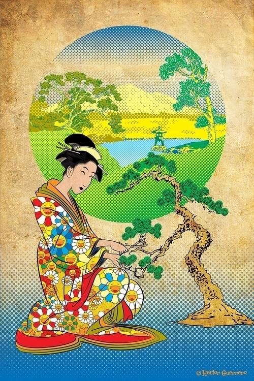 Japanese Garden - japanese, japanesegarden - apeles | ello